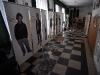 SustainOPOLY kiállítás installáció a Teleki Blanka Gimnáziumban